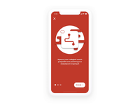 Onboarding – app for motorcycle riders