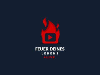 live broadcast logo