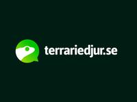 Terrariedjur.se: Logo Redesign