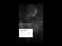 Silent Winters Album Launch Poster