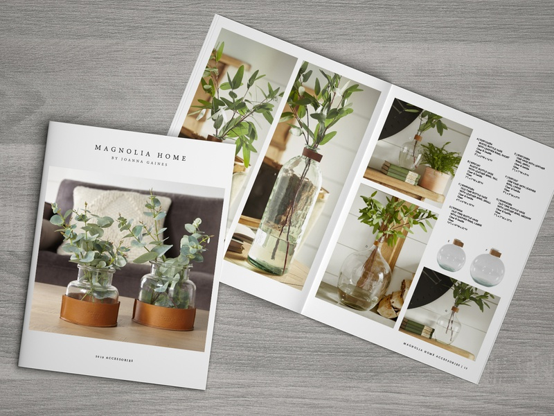 Magnolia Home by Joanna Gaines Accessories Catalog
