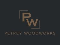 Petrey Woodworks Logo