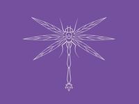 Dragonfly Dribbble Ready
