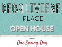 Debaliviere Neighborhood Open House Event
