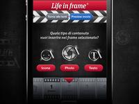LifeinFrame App