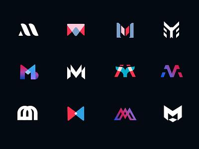 MBA ICON m logo mba icon