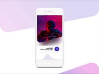 Radio Streaming app interaction