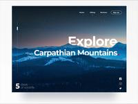 Explore the Carpathians.