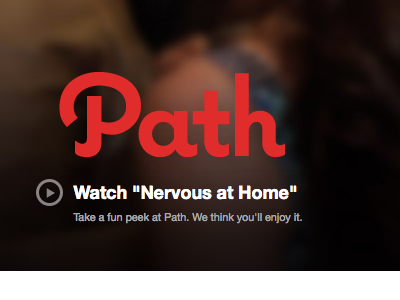 Nervous at Home path video