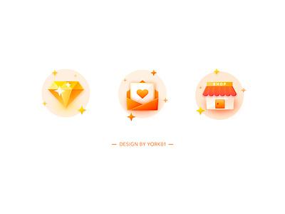 ICON vip invitation store ui icon
