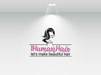 IHumanHair Logo