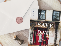 Save the Date Preview