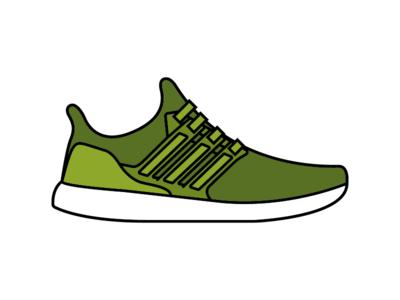 Adidas Ultraboost Olive Green boost shoe sneaker pureboost tubular eqt yeezy nmd ultraboost adidas