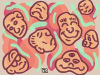 Dribbble Doodle #1