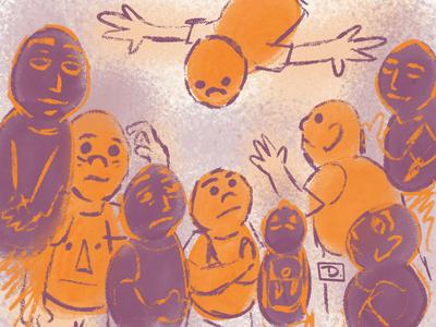 Dribbble Doodle #2
