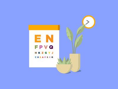 Synesthesia Test plants synesthesia ux ui fitness biking illustration flat iconography
