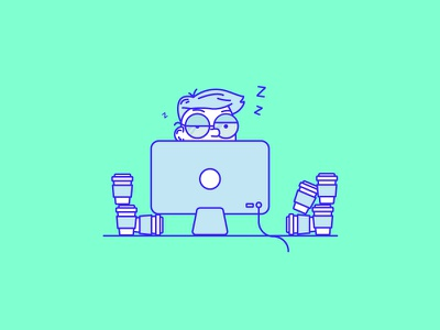 Late Design Nights late nights design coffee sleepy