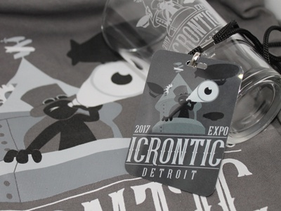 Expo Icrontic 2017 Swag