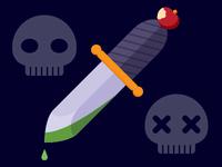 Poison Dagger