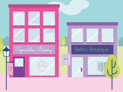 Downtown Shops 4