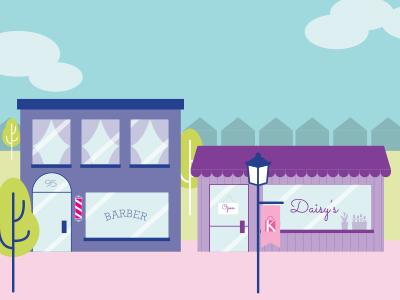 Downtown Shops 1