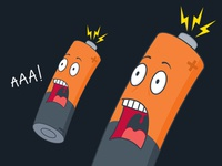 A Shocking Discovery: AAA Battery