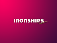 Logo design - Ironships