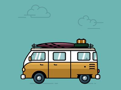 VW Volkswagen Minivan T1 hipster minivan drive hippie bus van travel retro vintage t1 volkswagen vw