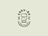 Choy-Bo Fighting Gym logo concept