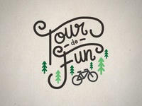 Tour de Fun 2017 Logo