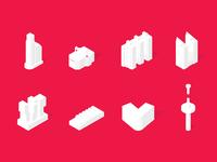Rotterdam Icons