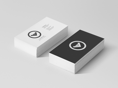 Loudfund Business Cards