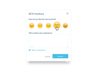 Beta Feedback Widget