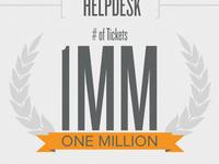 One Million Tickets