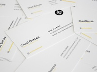 Business cards layout 2
