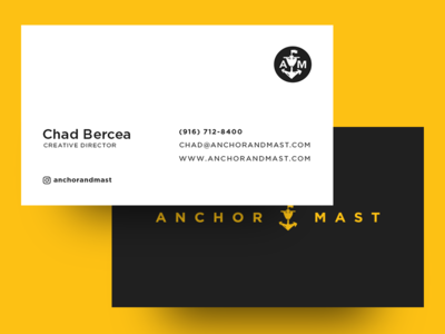 A&M Business Cards