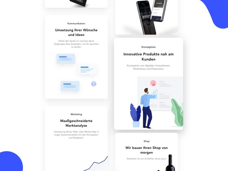 Project Page platform business agency landing page landingpage identity app logo branding agency illustrator ux animation vector design website web ui illustration