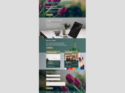Online Design Example