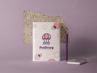 Petlivery - Branding care love sweet merchandising pet care isotype studio packaging packaging design cat dog petshop pets pet visual brand identity brand design branding design branding design
