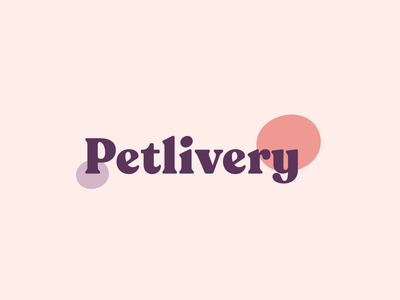 Petlivery - Branding studio visual delivery branding agency branding design brand design brand identity sweet love cat dog pets pet care petshop pet branding logo design logotype logo brand
