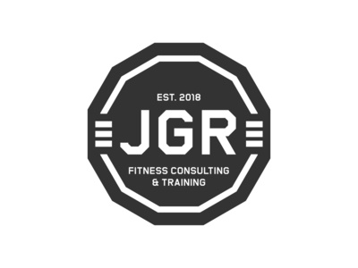 JGR Fitness Consulting & Training - Logo