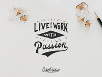 Live and Work with Passion