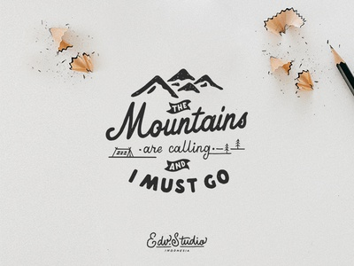 The Mountain are calling