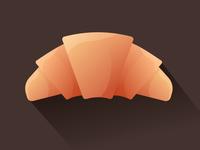 Croissant - Food Icon