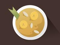 Kolak - Food Icon
