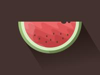 Watermelon - Food Icon