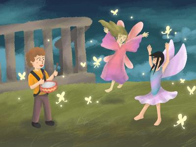 The Fairy Boy