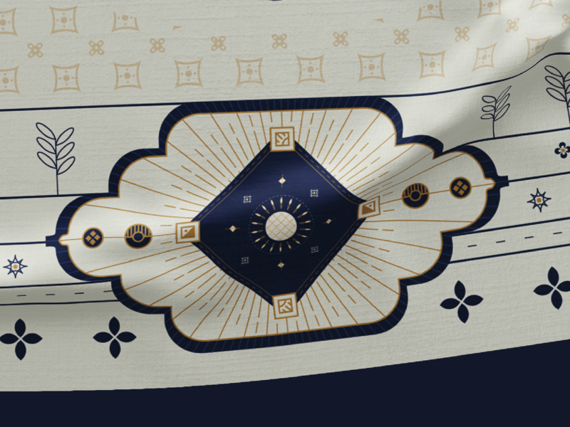 Pattern Design pattern flat branding vector design icon illustration