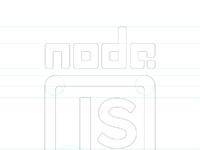 Nodejs logo redesign