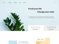 Plants page